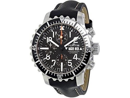 Fortis Orologio per Uomini Marinemaster Classic Cronografo Automatico 671.17.41 L 01