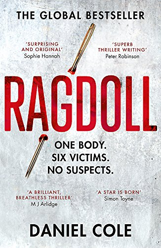 Ragdoll: the thrilling Sunday Times bestseller everyone is talking about (Ragdoll 1)