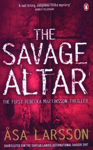 The Savage Altar