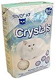 Sivomatic 171003 Katzenstreu Sivo Cat Crystals, 8 L