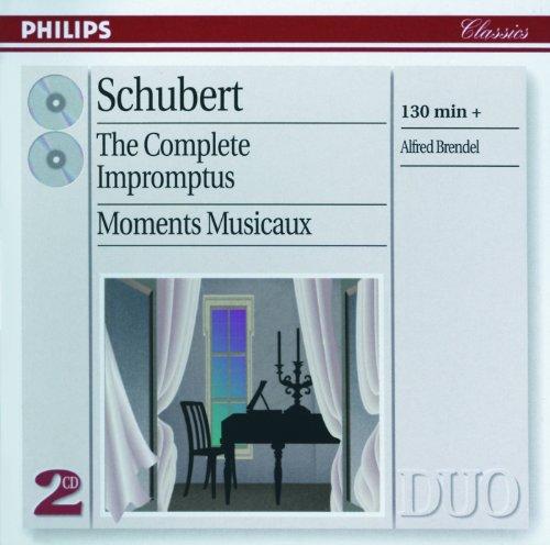 Schubert: 4 Impromptus, Op.90,...