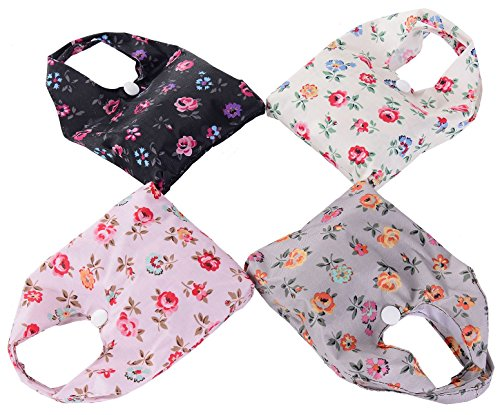 Big Handbag Shop pieghevole riutilizzabile Eco pianeta Friendly Compatto Shopping Bags Rose - Baby Pink