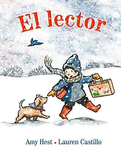 El Lector = The Reader (PICARONA) (Lauren Castillo)