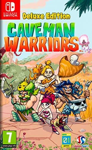 Caveman Warriors DeLuxe