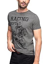 Esprit 076ee2k004, T-Shirt Homme