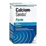 Calcium Sandoz forte Brausetabletten 2X20 stk