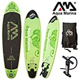 AQUA MARINA, BREEZE, Paddle Board-SET`s, SUP, 300x75x10 cm