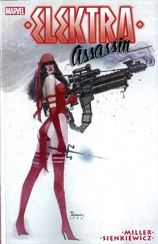 Elektra: Assassin by Frank Miller (29-Aug-2012) Paperback