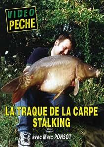 La traque de la carpe stalking avec Marc Ponsot - Vidéo Pêche - Pêche de la carpe