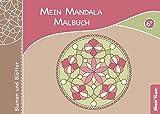 Mein Mandala Malbuch - Blumen und Blätter