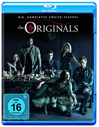 The Originals - Die komplette Staffel 2 [Blu-ray]