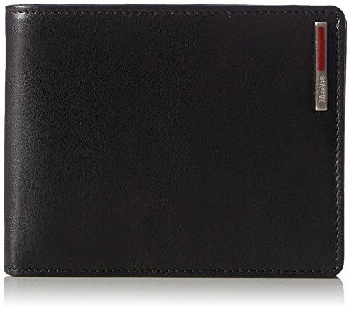 Maitre Herren Luciano Gathman Billfold H10 Geldbörsen, 12x10x1 cm Schwarz (Black 900)