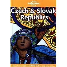 Lonely Planet Czech & Slovak Republic (Lonely Planet Prague & the Czech Republic) by John King (2001-03-02)