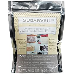 Sugarveil 36523 Confectionery Icing Mix