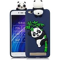 Everainy Xiaomi Redmi 5A Silikon Hülle Ultra Slim 3D Panda Muster Ultradünn Hüllen Handyhülle Gummi Case Xiaomi... preisvergleich bei billige-tabletten.eu