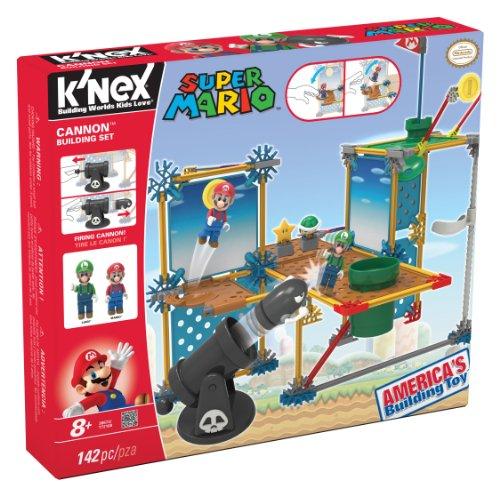 K'NEX Nintendo Super Mario 3D Land Cannon Building Set by K'Nex