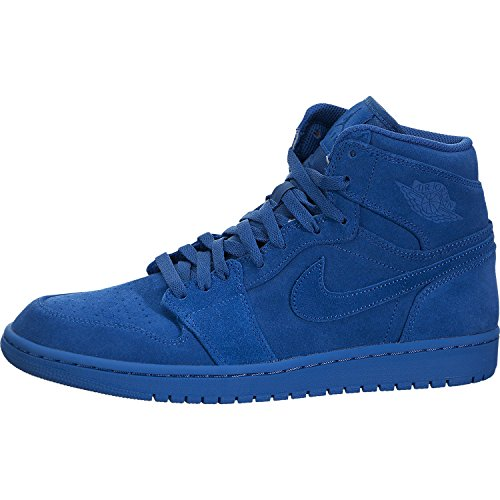 I06 - Nike AIR JORDAN 1 RETRO HIGH 332550-404 Size EUR 41 (Air 1 Retro Jordan High 332550)