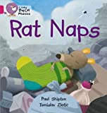 Rat Naps: Band 01B/Pink B (Collins Big Cat Phonics)