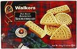 Walkers Assorted Shortbread 250 g (Pack of 3)