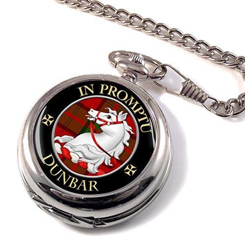 dunbar-clan-ecossais-crest-montre-de-poche