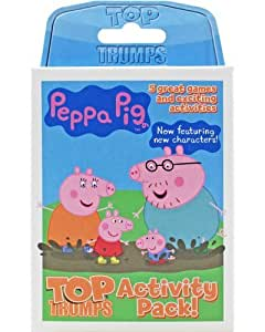Peppa Pig Top Trumps Activity Pack Game