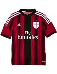 Adidas Trikot AC Mailand Replica Spieler-Heim - Camiseta de equipación de fútbol para niño