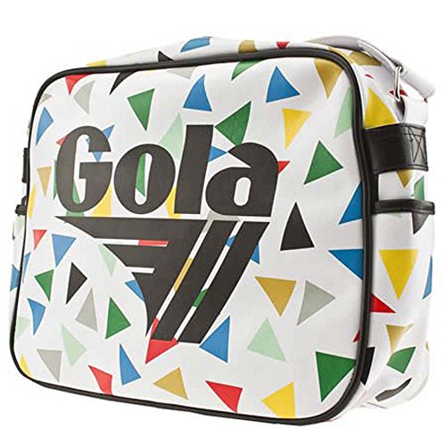 GOLA classic 80s triangles kolmic redford retro school record sports bags