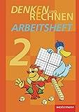 Denken und Rechnen - Ausgabe 2011 für Grundschulen in Hamburg, Bremen, Hessen, Niedersachsen, Nordrhein-Westfalen, Rheinland-Pfalz, Saarland und Schleswig-Holstein: Arbeitsheft 2 -
