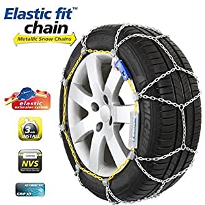 Michelin 008250 Chaines à Neige Elastic Fit