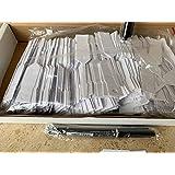Lot de 1000 étiquettes pour clés de voiture, bateaux, caravanes, commerciaux, motos (Blanc)