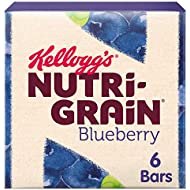 Kellogg's Nutri-Grain Fruity Breakfast Bars Blueberry, 37g Bars
