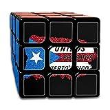 Nicegift Puerto Rico Flag Pride 3x3 Smooth Speed Magic Rubiks Cube...