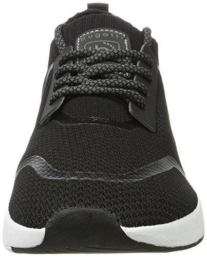 Scarpa Da Tennis Bugatti Uomo Dy01616 Nera (nera)