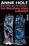 Im Zeichen des L?wen: Kriminalroman (Hanne-Wilhelmsen-Reihe, Band 4)