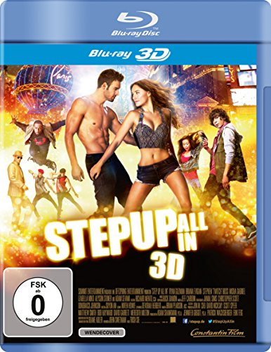 Step Up: All in [3D Blu-ray]