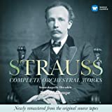 Strauss: Complete Orchestral Works