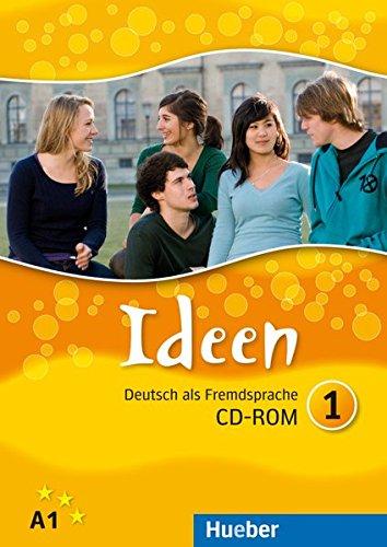 Ideen: Deutsch als Fremdsprache / CD-ROM