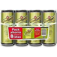 Schweppes Limón Bebida Refrescante - 8 Latas