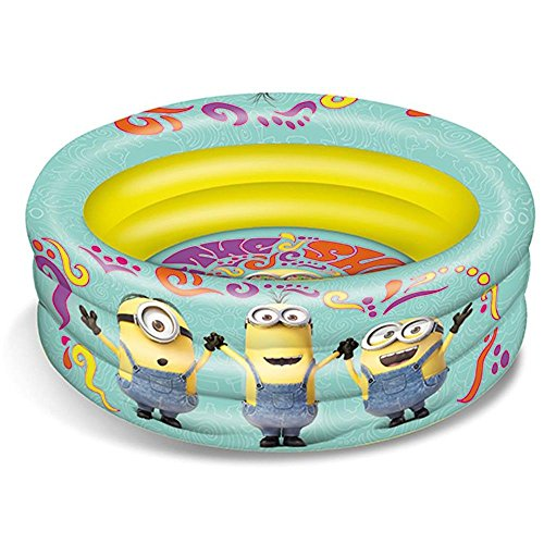Speelgoed 16484 - Minions Schwimmbad, 100 cm 3 rings thumbnail