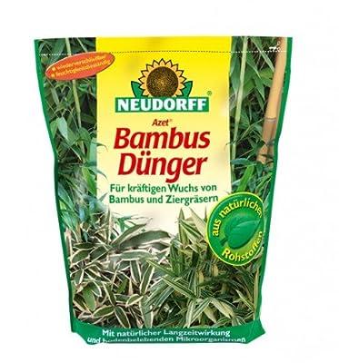 NEUDORFF Azet Bambusdünger 1,75 kg von Neudorff - Du und dein Garten