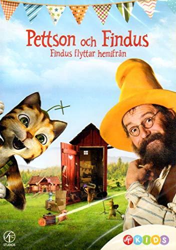 Preisvergleich Produktbild DVD Pettersson und Findus SCHWEDISCH. Pettson & Findus Flyttar Hemifrån (zieht um)