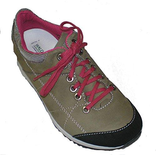 Waldläufer 360003-300-084 Haleria Damen Halbschuhe Groesse UK 5 (EU 38)