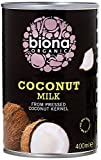 Biona Organic Coconut Milk, 400ml
