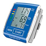 Geratherm active control Digitales Blutdruckmessgerät Handgelenk, mit automatischer Blutruck-Puls-Messung und Bewegungs-Kontroll-Sensor
