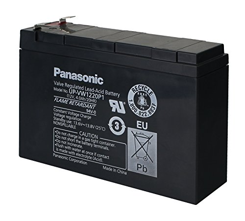 Preisvergleich Produktbild Panasonic UP-VW1220P1 Blei Gel Akku / Batterie 12V 4Ah