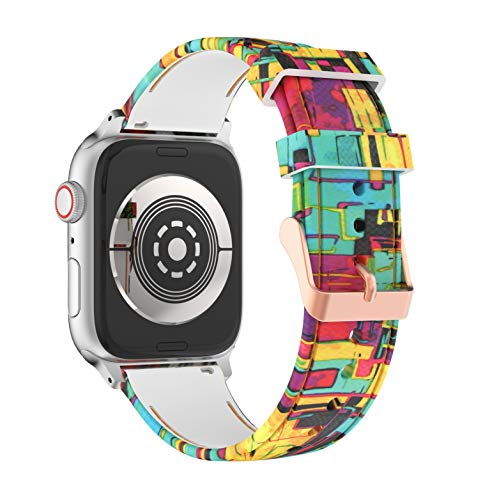 TOPsic Correa Apple Watch Correa 38mm 40mm 42mm 44mm