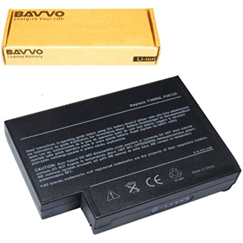 Bavvo Batería de Ordenador 8-células compatible con HP ZE5619 Series ZE5620EA-DY634E ZE5620 Series ZE5620US-DS540U