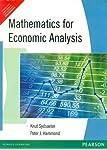 Mathematics for Economic Analysis 1st Edition price comparison at Flipkart, Amazon, Crossword, Uread, Bookadda, Landmark, Homeshop18