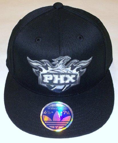 adidas NBA Phoenix Suns Flat Bill Flex Hut - S/M - TV38Z