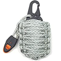 Inox Trade Paracord Survival Kit Selbsthilfe Außen Notfall Set FishingBag Armeegrün 16tlg preisvergleich bei billige-tabletten.eu